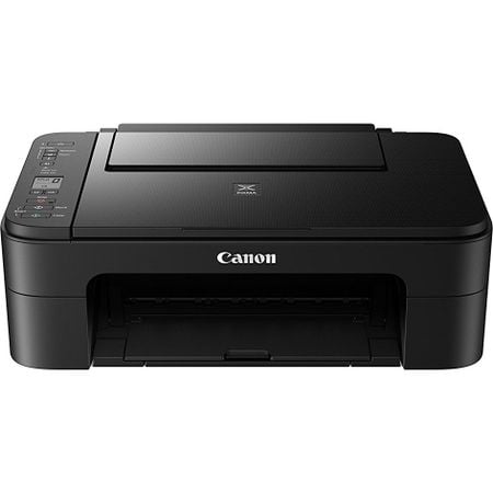 Multifunctional inkjet color Canon PIXMA TS3150, WiFi, A4, Negru