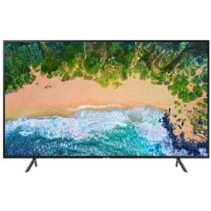 Televizor LED Smart Samsung, 138 cm, 55NU7102, 4K Ultra HD
