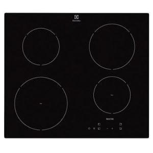 Plita incorporabila Electrolux EHH6240ISK Inductie 4 zone gatit Touchcontrol 60 cm Sticla neagra