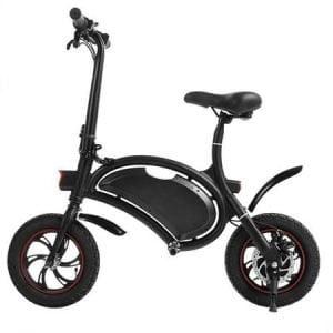 Bicicleta Electrica Smart Z100 Negru