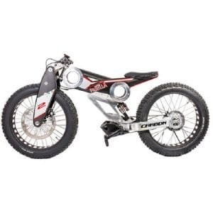 Fat Bike Moto Parilla 500W