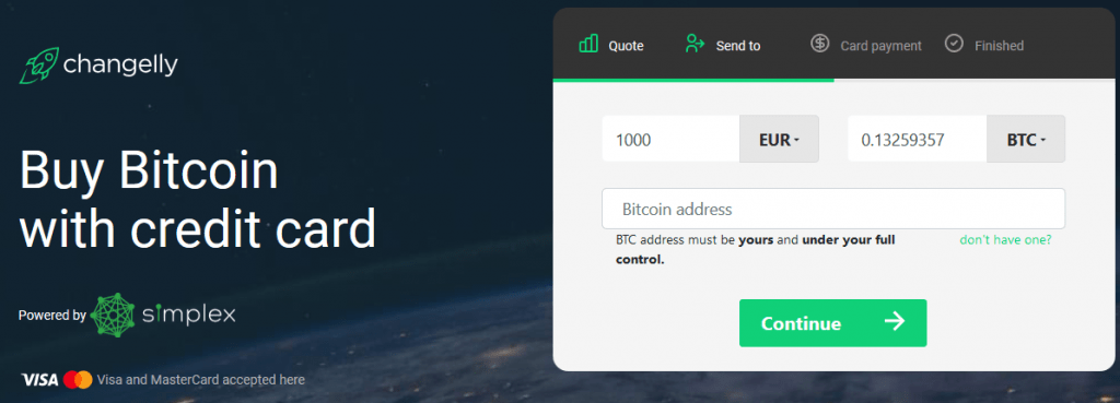 cumpara bitcoin cu cardul