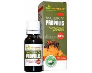 Tinctură de Propolis 50 Bioremed 20 ml