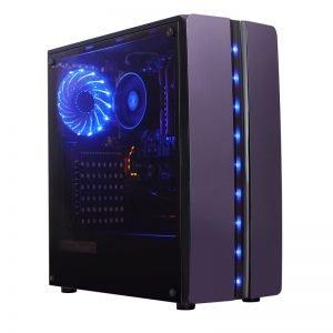 Gaming Corvus AMD Ryzen 3 2200G 3.5GHz 4 nuclee 8GB DDR4 1TB HDD AMD Radeon