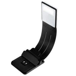 Lampa de Carte Neagra cu incarcare USB