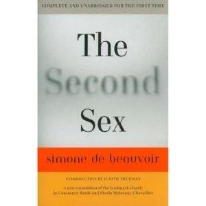 The Second Sex Simone de Beauvoir Author